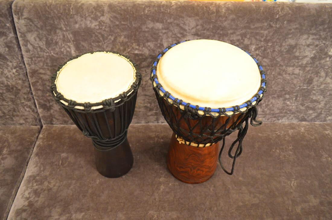【ジャンベ】アフリカの楽器