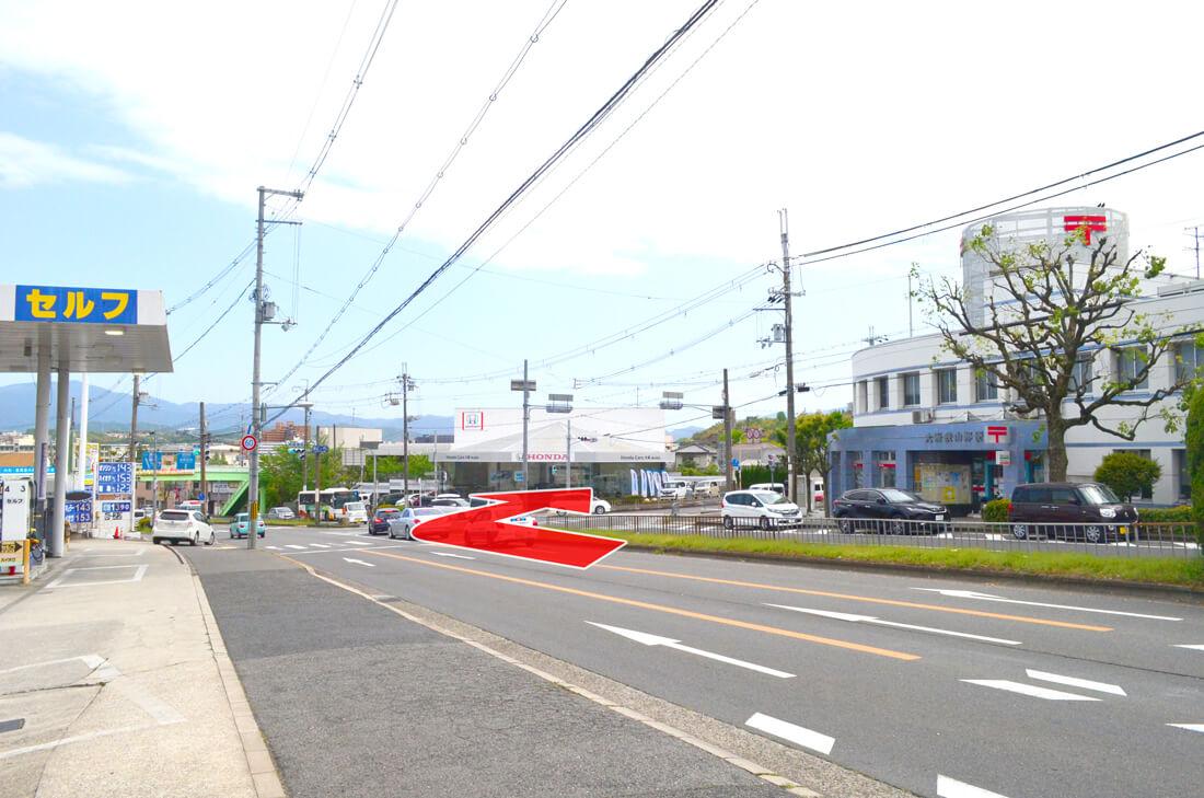 堺市南区方面